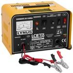 Carregador de Bateria Lynus Modelo Lcb-10 127v