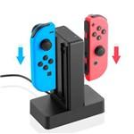 Carregador para Joy-con Charge Stand Nintendo Switch - Fr-80