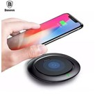 Carregador Sem Fio Baseus Wireless Qi Turbo Iphone Samsung