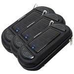 Carregador Solar Guepardo Speaker (kit com 3 Carregadores)