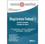 Carreiras Especificas - Magistratura Federal 1 - Saraiva