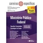 Carreiras Especificas - Ministerio Publico Federal Mpf - Saraiva