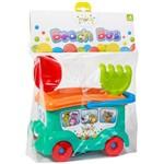Carrinho Beach Bus 4089 Maral