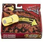 Carrinho Cars3 Cracy Mattel Cruz Ramirez Cruz Ramirez