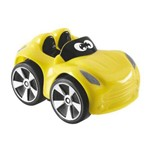 Carrinho Chicco Mini Turbo Touch Yuri Amarelo