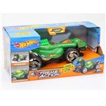 Carrinho com Sons - Hot Wheels - Road Rippers - Extreme Action - Turbo - Dtc