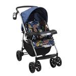 Carrinho de Bebê At6 K Bike Azul - Burigotto