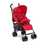 Carrinho de Bebê Até 15kg Chicco London Up Red Passion