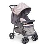 Carrinho de Bebê Até 15kg Galzerano San Remo Grafite/rosa