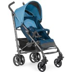 Carrinho de Bebê Chicco Liteway Basic 2 Blue Até 15kg