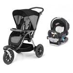 Carrinho de Bebe com Cadeira para Auto Keyfit Chicco Activ3 Air Q Collection
