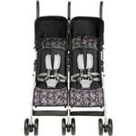 Carrinho de Bebê Gêmeos Double Omega Black - Safety 1st