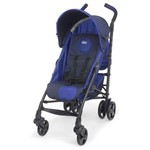 Carrinho de Bebê Guarda-Chuva Lite Way Basic Royal Blue Chicco