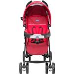 Carrinho de Bebê Passeio Chicco Neuvo Stroller Fire Vermelho