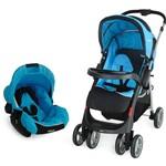 Carrinho de Bebê Travel System + Bebê Conforto - Gaggia Contour Sky - Infanti