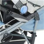 Carrinho de Bebê Travel System + Bebê Conforto - Perugia Fancy Blue - Infanti