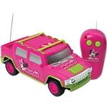 Carrinho de Controle Remoto com 3 Funções Super Aventura Minnie - Candide