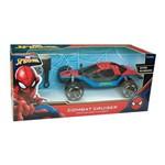 Carrinho de Controle Remoto Combat Cruiser Homem-aranha - Candide