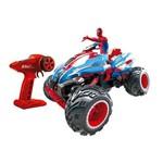 Carrinho de Controle Remoto Crawler Homem Aranha 7 Funções - Candide