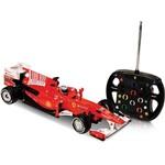 Carrinho de Controle Remoto Ferrari F10 Candide