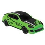 Carrinho de Controle Remoto - Hot Wheels - Rocket - Verde - Candide