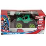 Carrinho de Controle Remoto - Touring Action - Dc - Liga da Justiça - Lanterna Verde - Candide