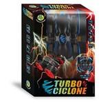 Carrinho de Controle Remoto Turbo Ciclone Original Dtc