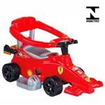 Carrinho de Fórmula 1 Speed Racing com Som e Luzes Líder