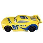 Carrinho de Fricção 23 Cm Disney Carros 3 - Dinoco - Toyng