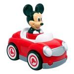 Carrinho de Fricção - Disney - Top Racers - Mickey Mouse - Candide