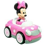 Carrinho de Fricção - Disney - Top Racers - Minnie - Candide