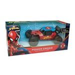 Carrinho de Rc - Power Cross - Homem-aranha - Candide