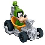Carrinho de Roda Livre - Disney - Mickey Aventura Sobre Rodas - Pateta Turbo Tubster - Fisher-price