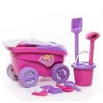 Carrinho Debbie Praia com 9 Peças 9078 - Bell Toys
