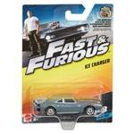 Carrinho Die Cast - Hot Wheels - Velozes e Furiosos - Ice Charger - Mattel