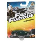 Carrinho Die Cast - Hot Wheels - Velozes e Furiosos - Maserati Ghibli - Mattel