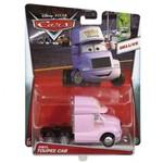 Carrinho Disney Cars Vinyl Toupee Cab - Mattel