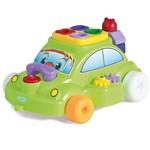 Carrinho Encantado Didático Infantil Verde 805 - Calesita