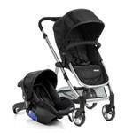 Carrinho Epic Lite com Bebe Conforto Travel System Onyx Imp91232 - Infanti