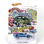 Carrinho Hot Wheels 50 Anos - 70 Chevy Camaro