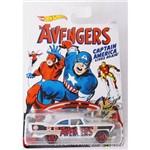 Carrinho Hot Wheels C. America 57 Plymouth Avengers - Mattel