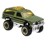 Carrinho Hot Wheels - Chevy Trucks - 100 Anos - Chevy Blazer 4x4 - Mattel