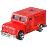 Carrinho Hot Wheels Color Change - Armoured Truck - Mattel