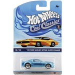 Carrinho Hot Wheels Cool Classics 10 Ford Shelby GT500 Super Snake - Mattel