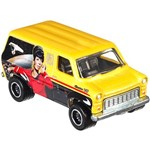 Carrinho Hot Wheels Cultura Pop 1:64 Star Trek Ford Transit Supervan - Mattel