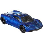 Carrinho Hot Wheels Gran Turismo DJL12 Pagani Huayra DJL16 - Mattel