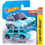 Carrinho Hot Wheels HW Off-Road Morris Mini - Mattel