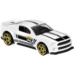 Carrinho Hot Wheels Mustang Racing DJK84 Custom Mustang DJK91 - Mattel