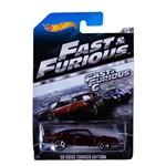 Carrinho Hot Wheels - Serie Velozes e Furiosos 69 Dodge Charger Daytona Mattel