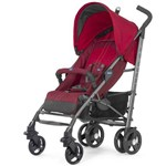Carrinho Lite Way Basic 2 Red - Chicco